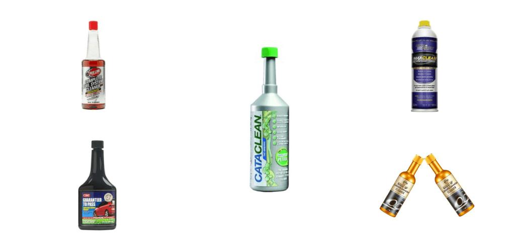 Best Catalytic Converter Cleaner Reviews Buyer Guide