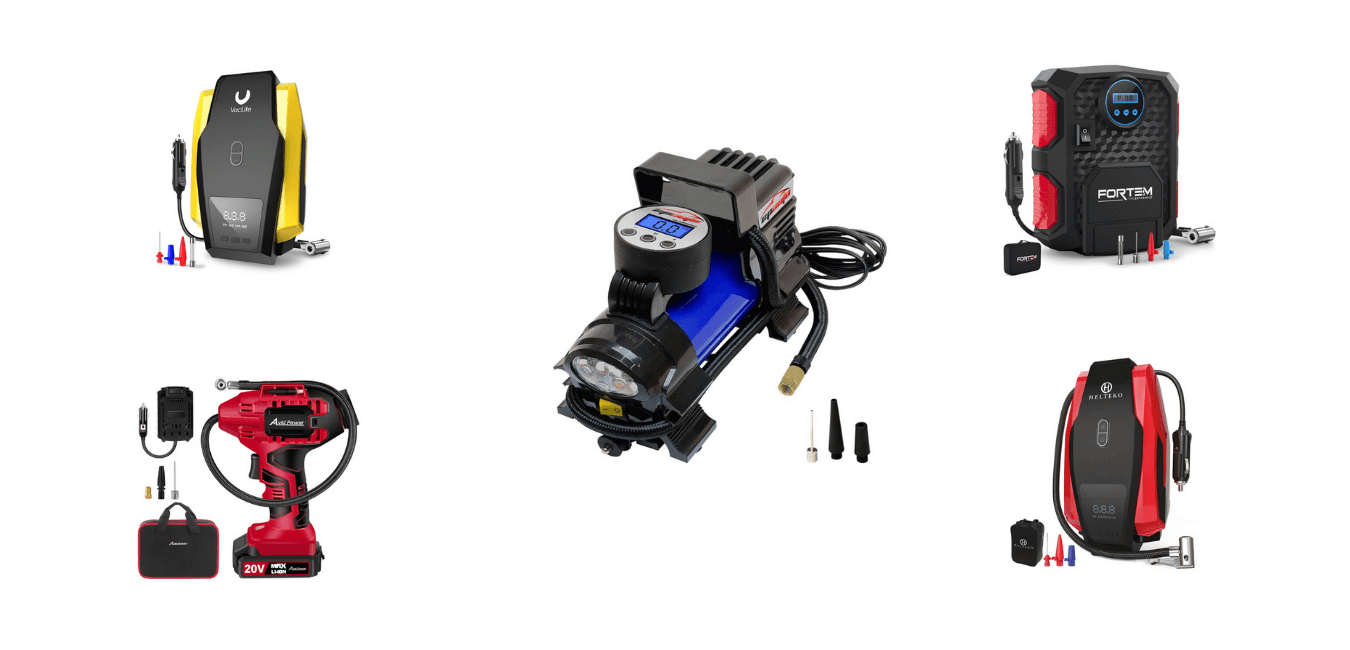 Best Mini Air Compressor Reviews and Buyer Guide 2021