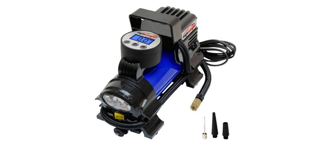 EPAuto 12V DC Portable Air Compressor Best Mini Air Compressor