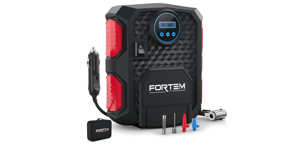 Fortem Digital Air Compressor Best Mini Air Compressor