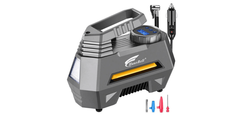 Hausbell Portable Air Compressor Best Mini Air Compressor