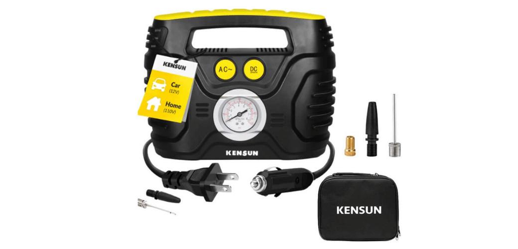 Kensun Portable Air Compressor Best Mini Air Compressor