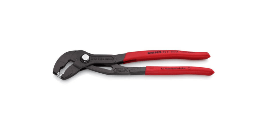 Knipex 8551250A Best Hose Clamp Pliers Reviews
