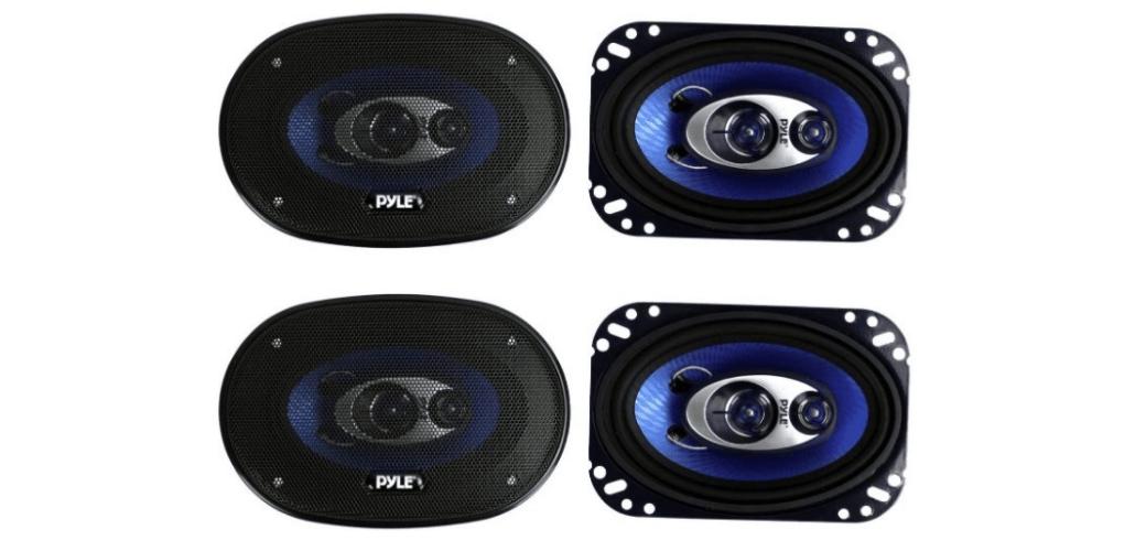 Pyle Stereo PL463BL