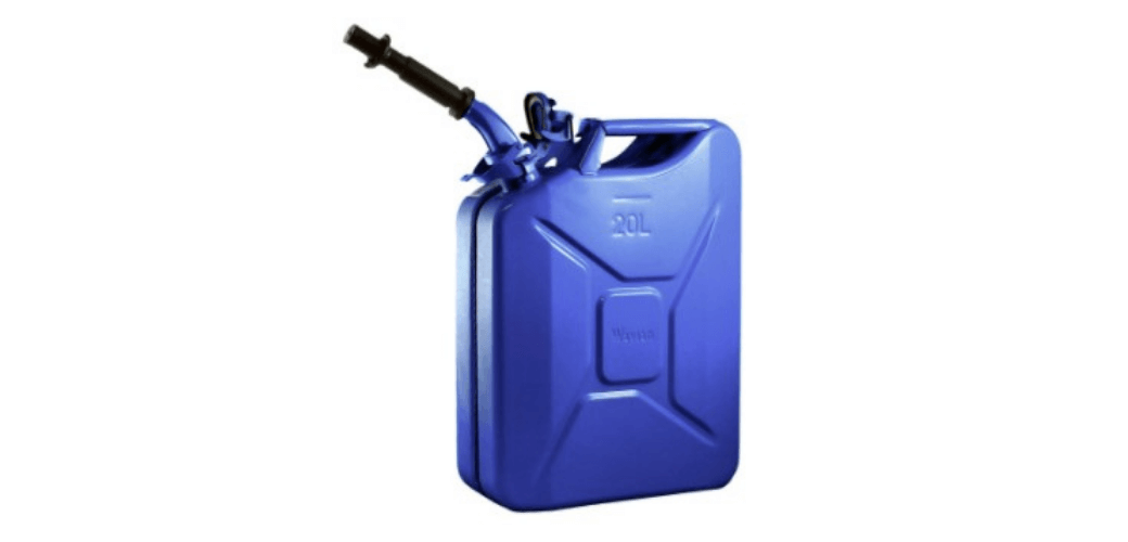 Wavian authentic NATO Jerry fuel can
