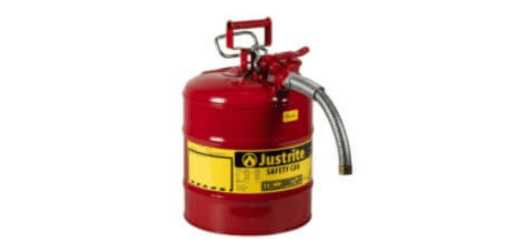 Justrite 7250130 Safety Can